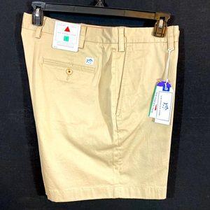 NWT men's size 38 waist southern tide khaki shorts